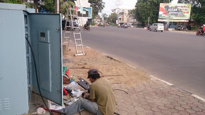 Fiber Optic Kota Palembang